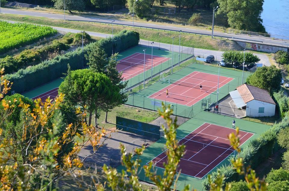 Courts de tennis Josy Amiel