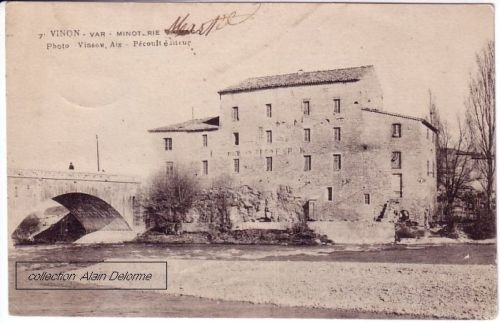 Moulin (avant)