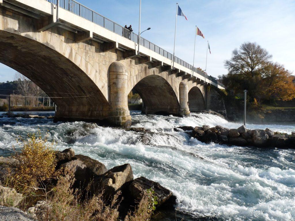 Pont de Vinon sur Verdon