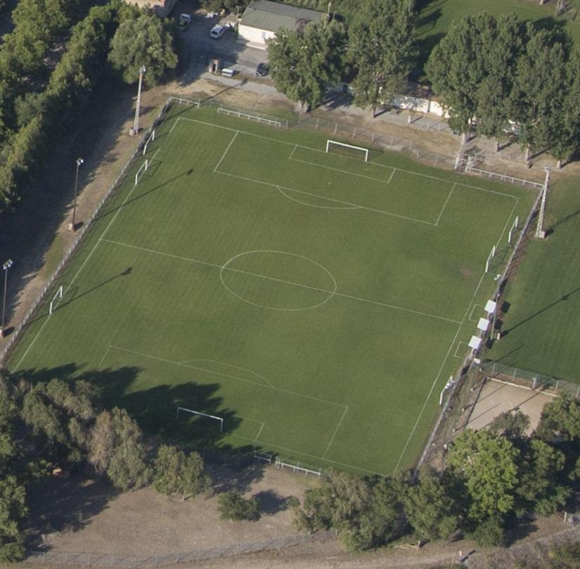 France, Var (83), Vinon-sur-Verdon (vue aérienne)