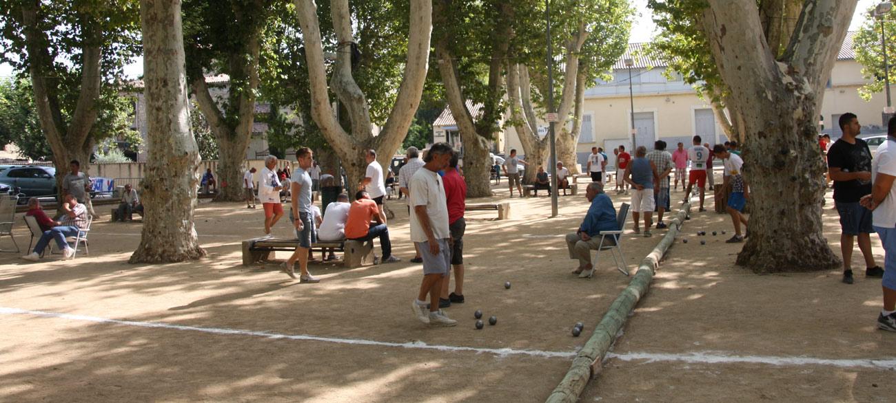 Boulodrome du Cours