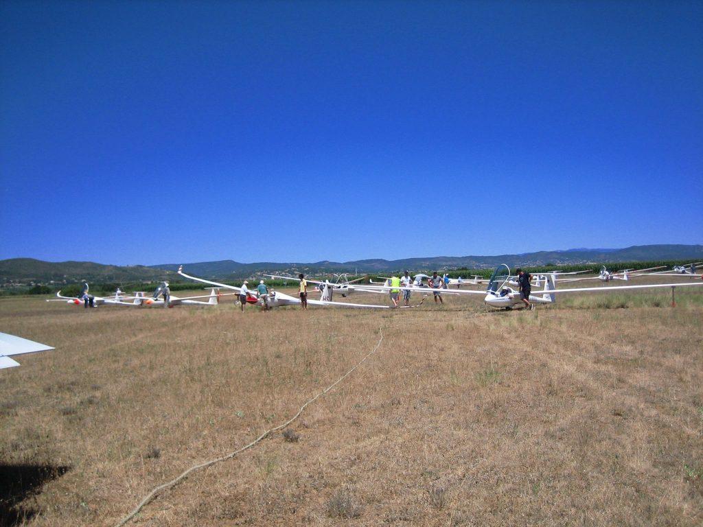 equipement loisirs aérodrome