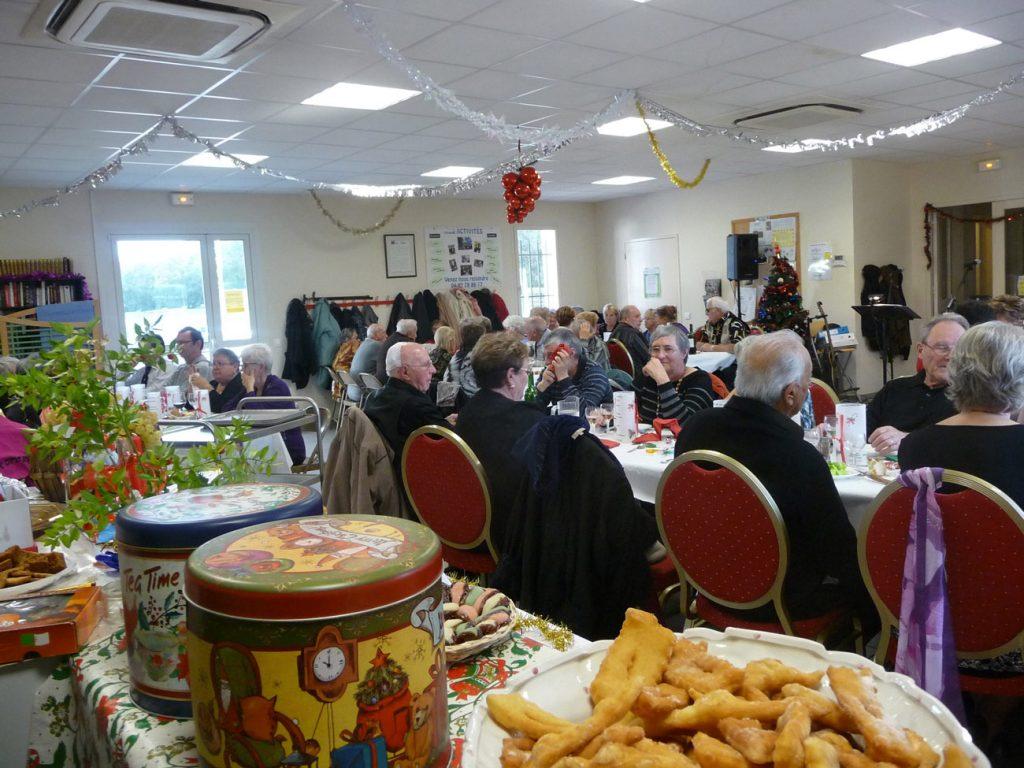 Repas de Noël 2015