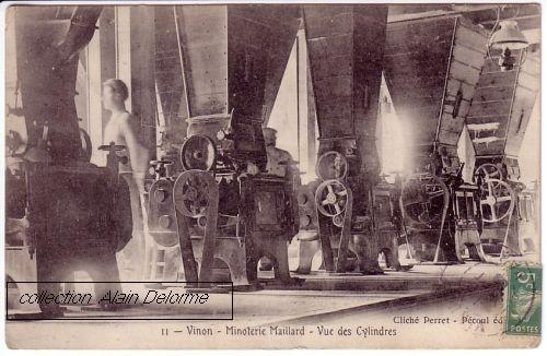 Minoterie du Moulin de Saint André