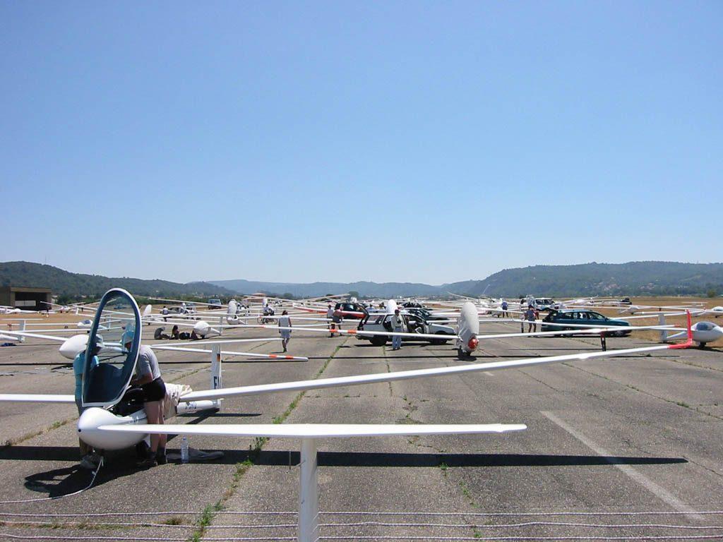 Aérodrome Vinon-sur-Verdon